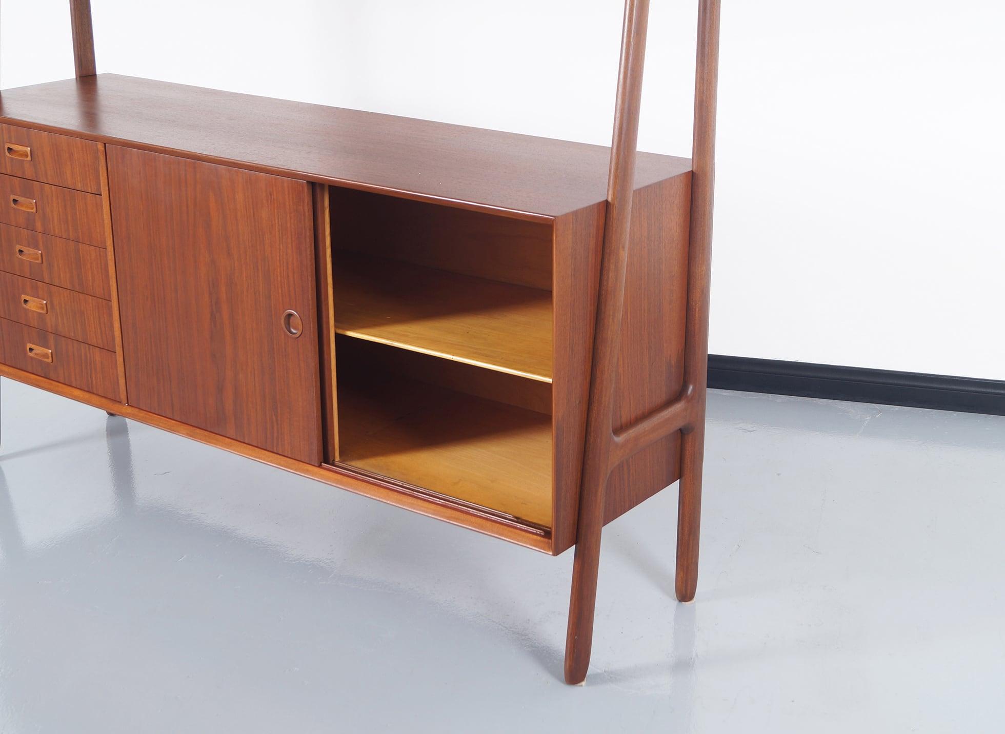 Danish Modern Sideboard by Gunni Omann