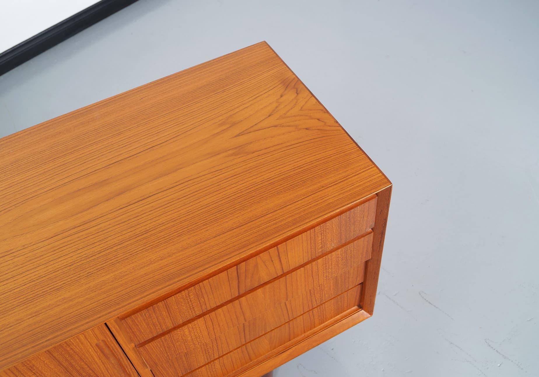Danish Modern Teak Sideboard