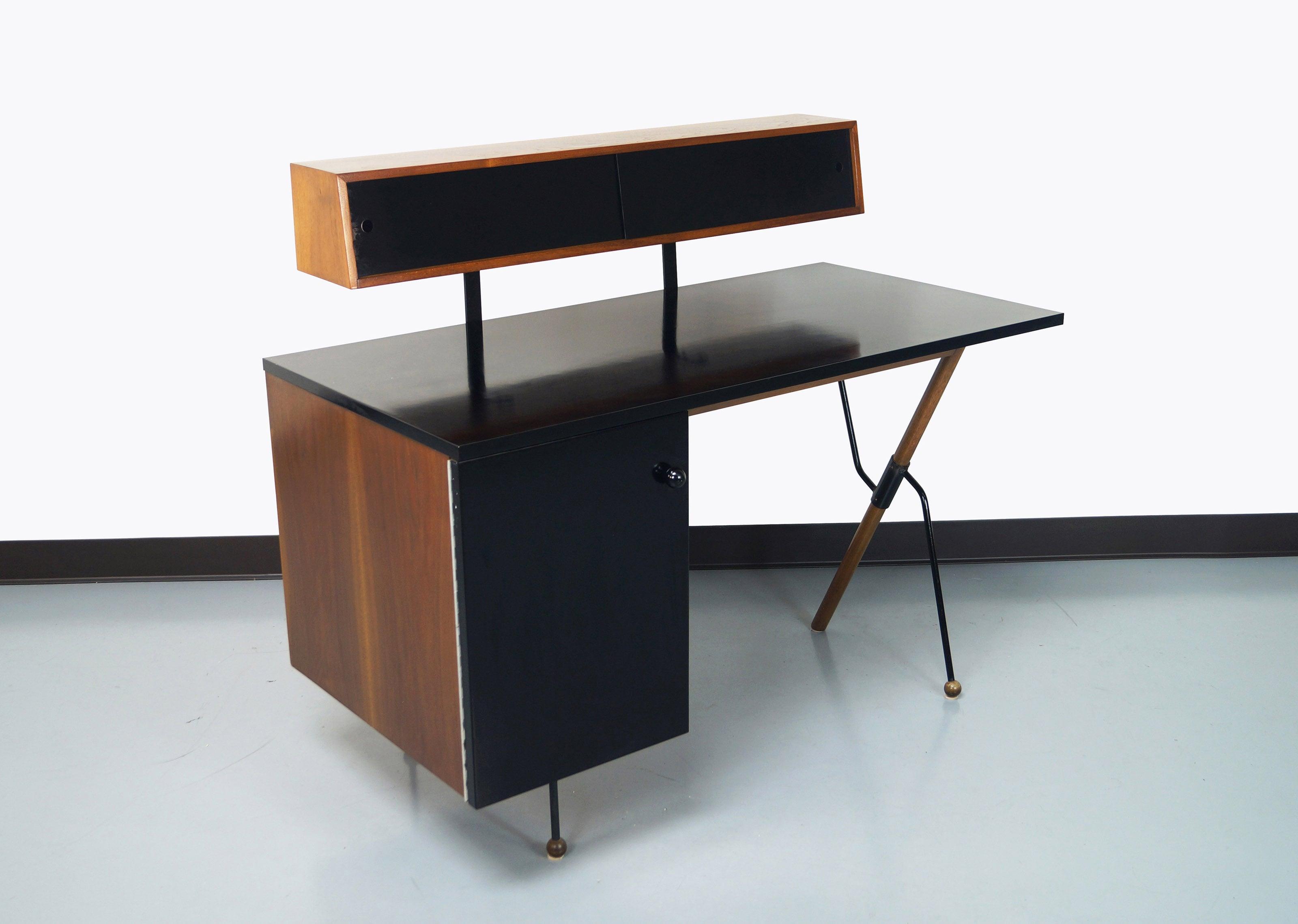 Series 62 Desk by Greta M. Grossman