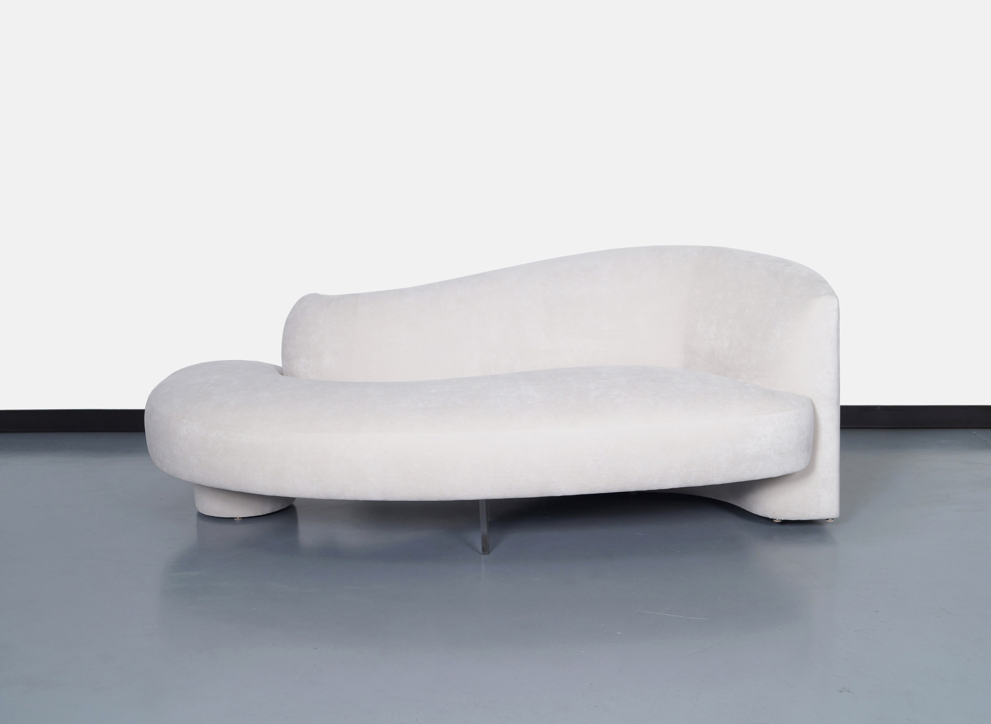 Vladimir Kagan Serpentine Sofa for Directional