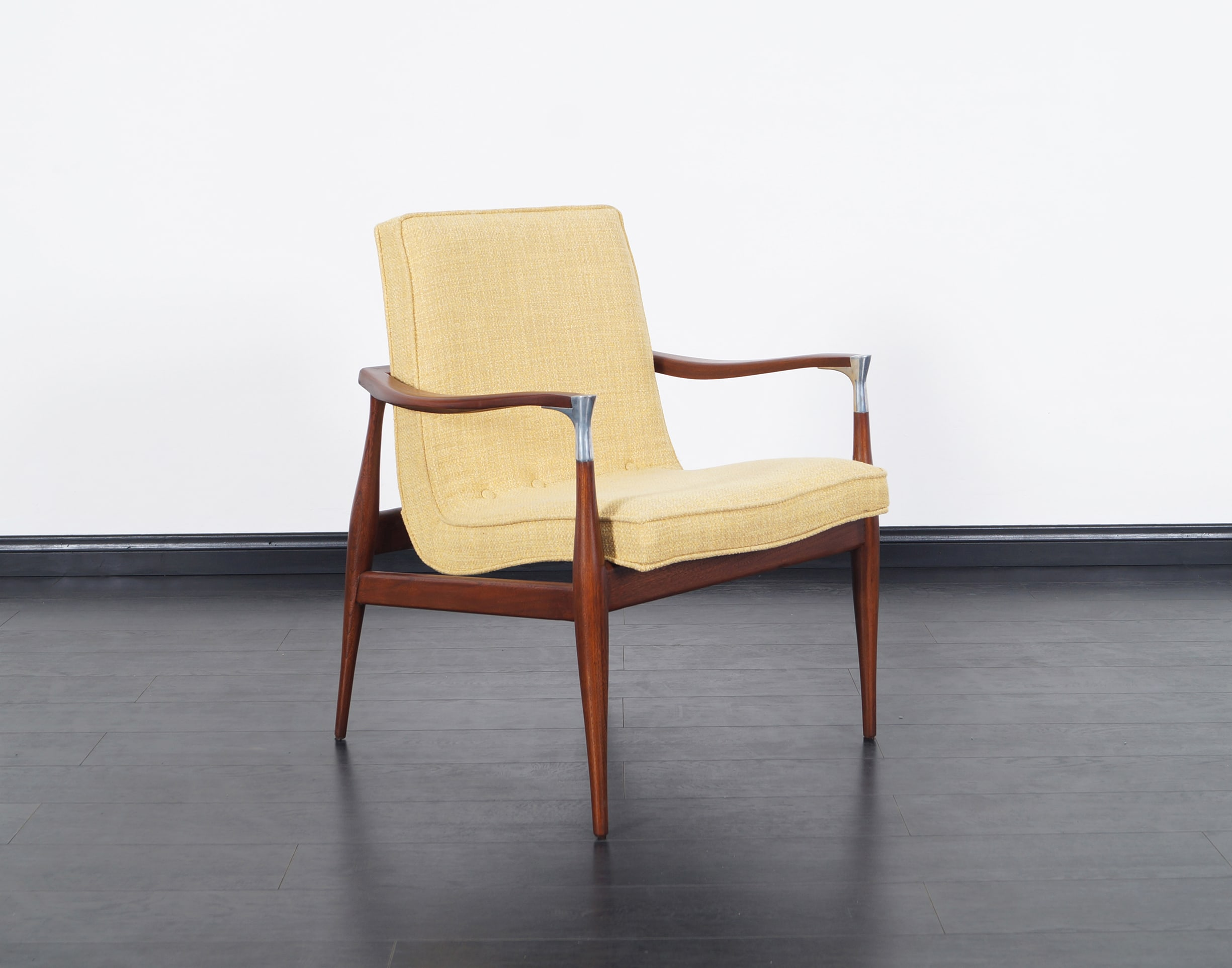 Danish Modern Chairs by Ib Kofod Larsen