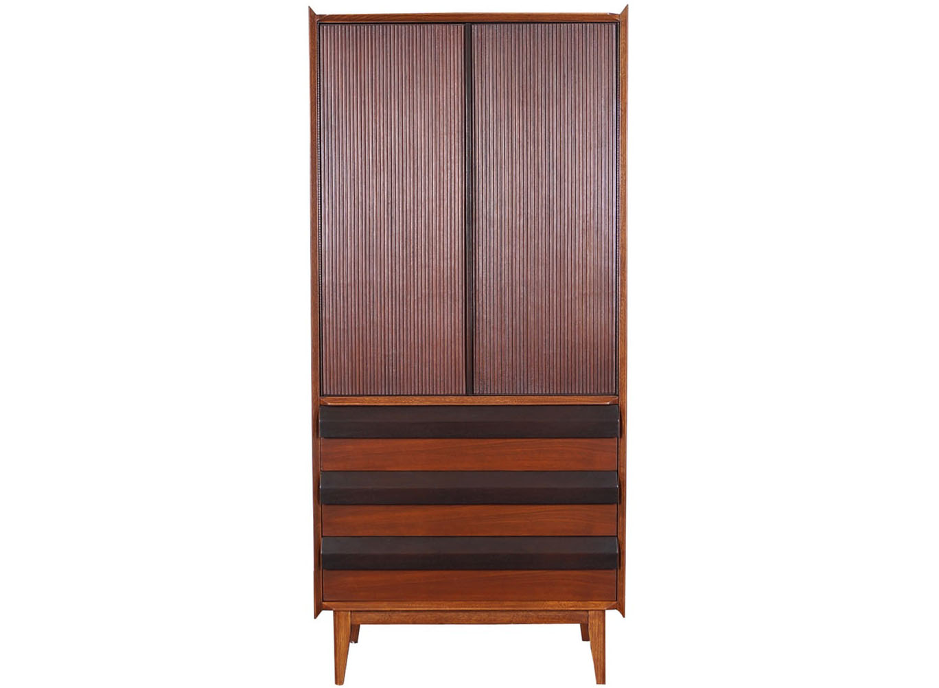 Vintage Gentleman's Cabinet by Lane