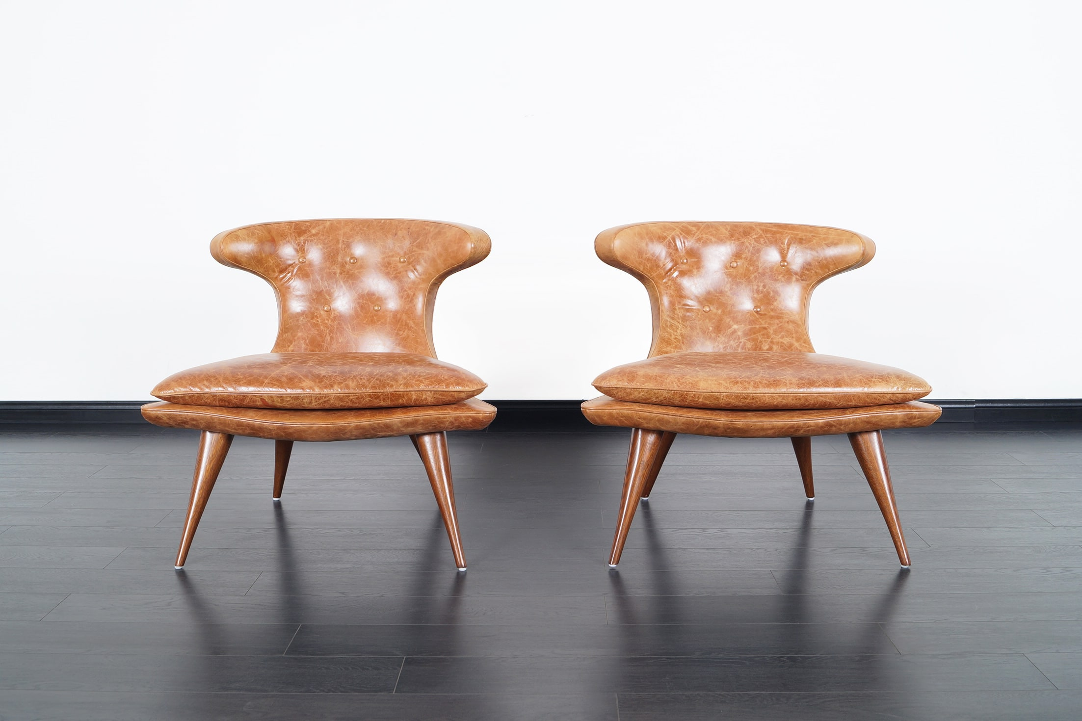 Vintage Horn Chairs