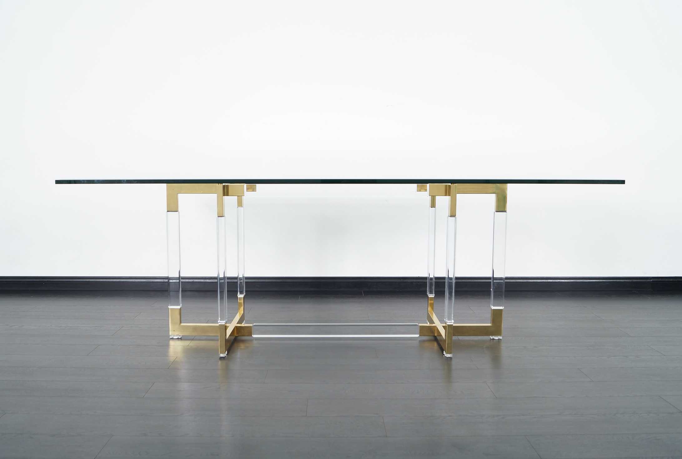 Vintage Metric Collection Dining Table by Charles Hollis Jones