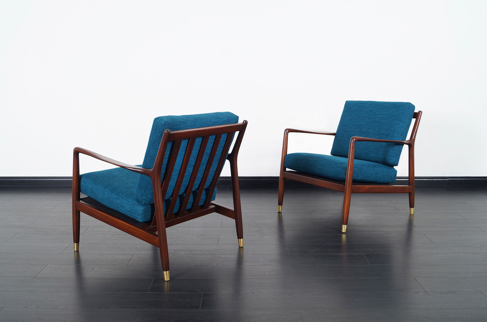 Vintage Lounge Chairs by Folke Ohlsson