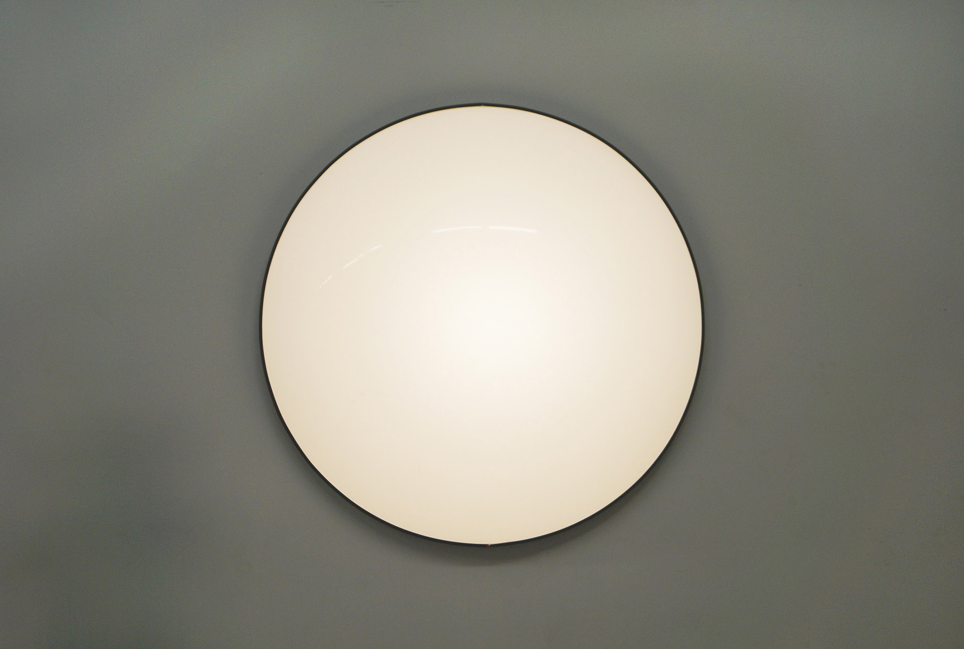 Vintage Wall Mounted Moon Light by Aquarius Mirrorworks