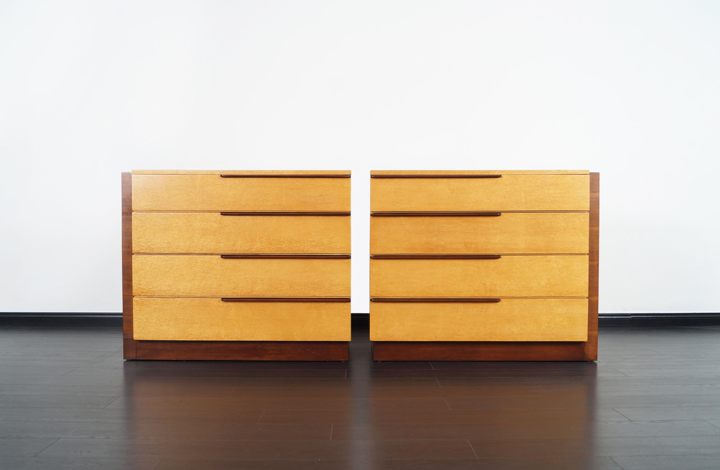 Art Deco Chest of Drawers by Gilbert Rohde