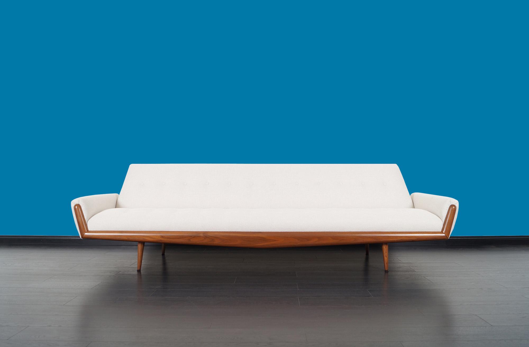 Adrian Pearsall Gondola Sofa for Craft Associates