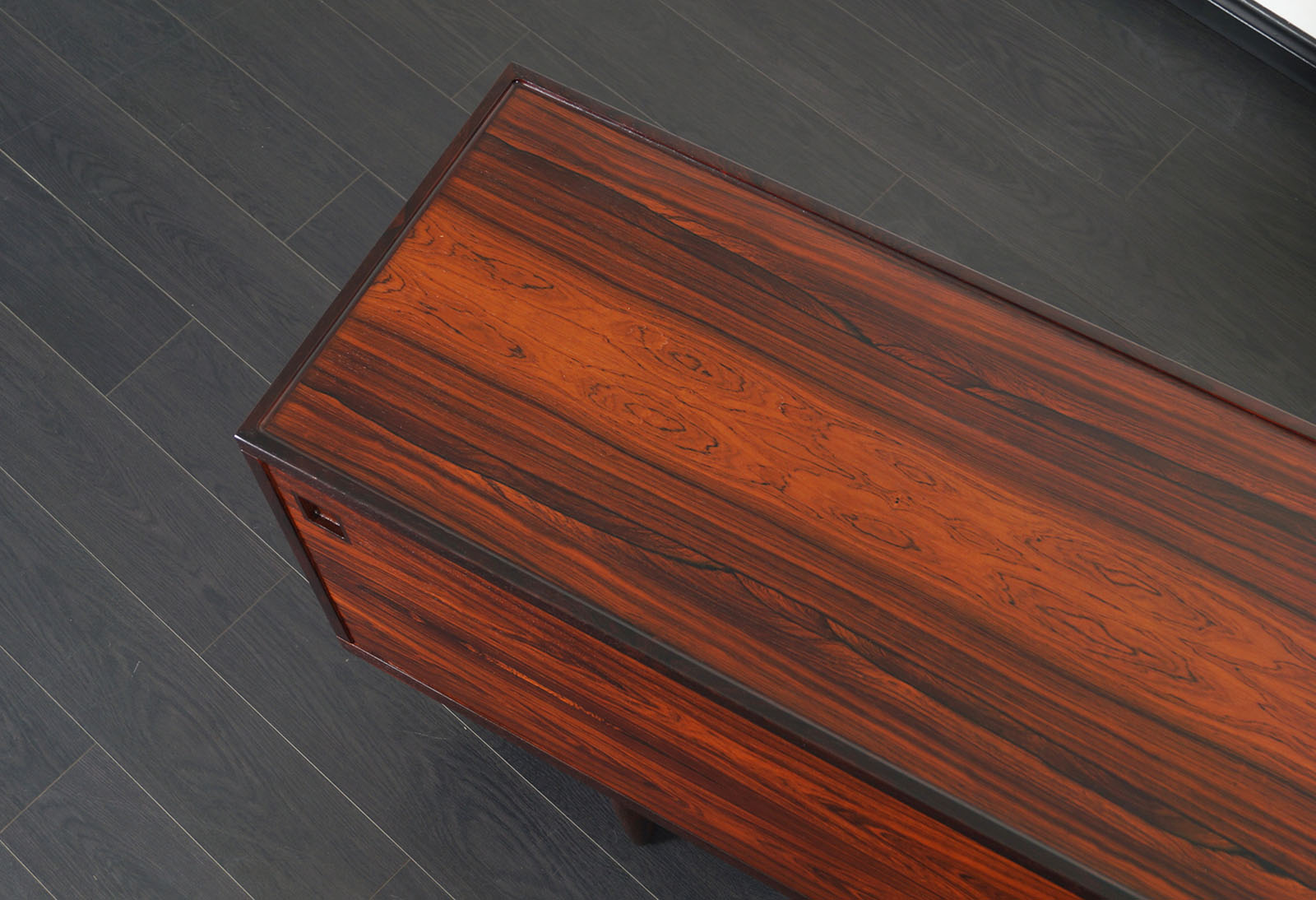 Danish Rosewood Model-20 Credenza by Niels O. Møller