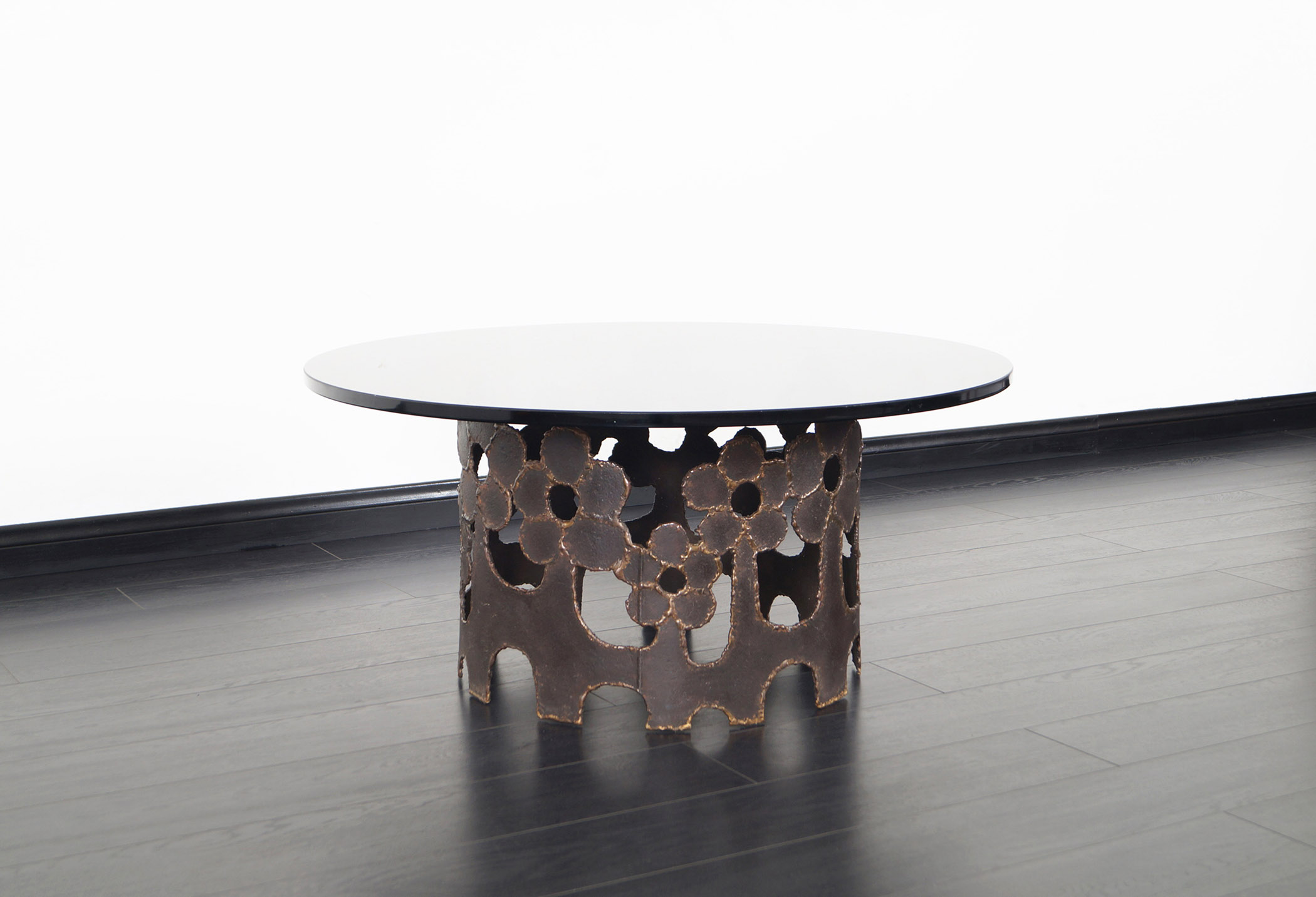 Vintage Bronze Coffee Table