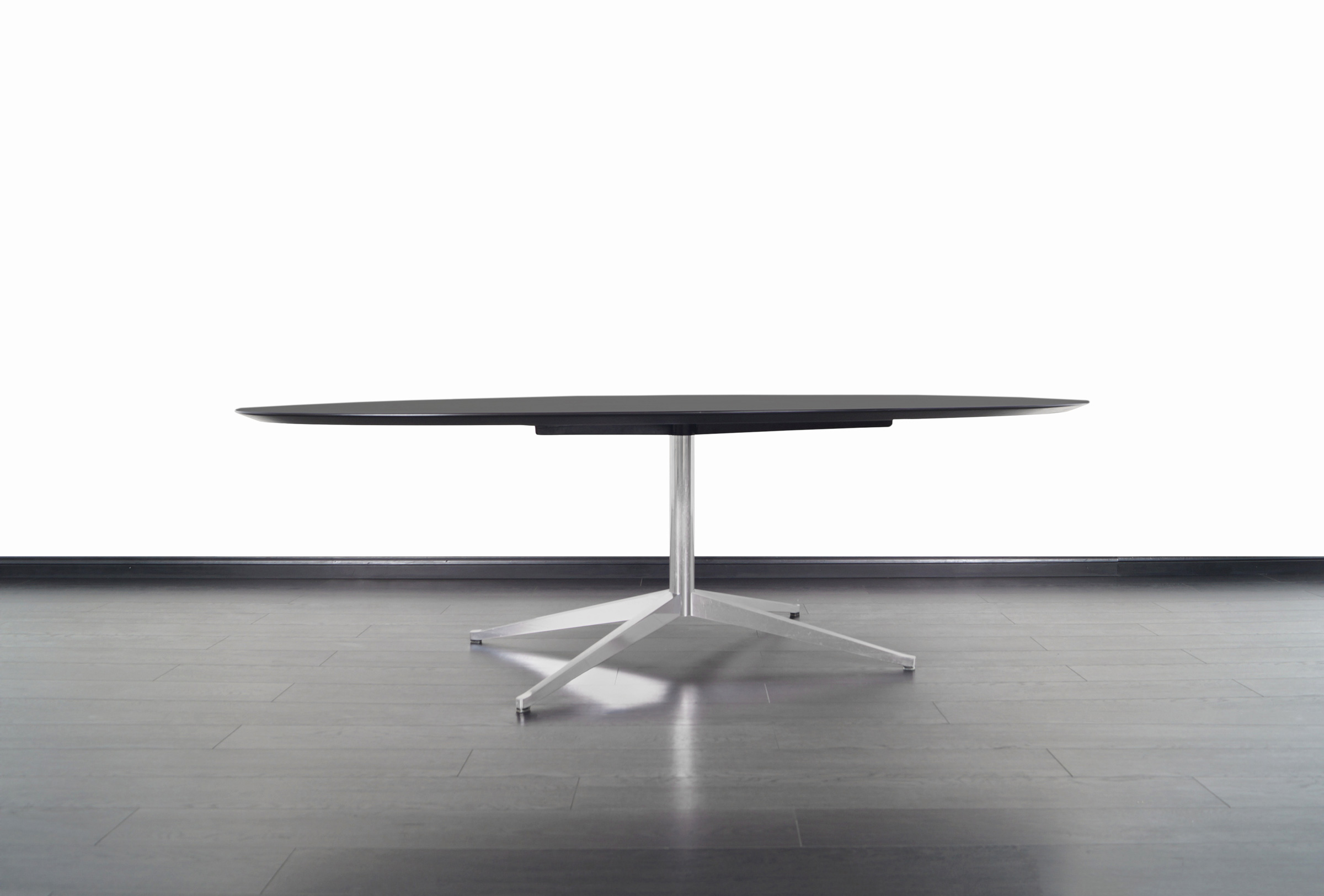 Vintage Executive Desk or Dining Table by Florence Knoll
