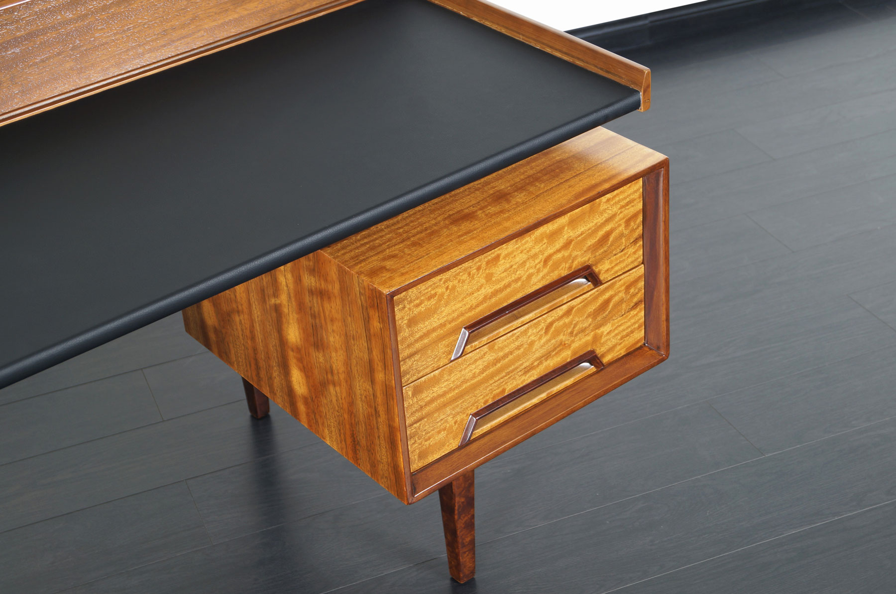 Drexel Perspective Floating Top Desk by Milo Baughman