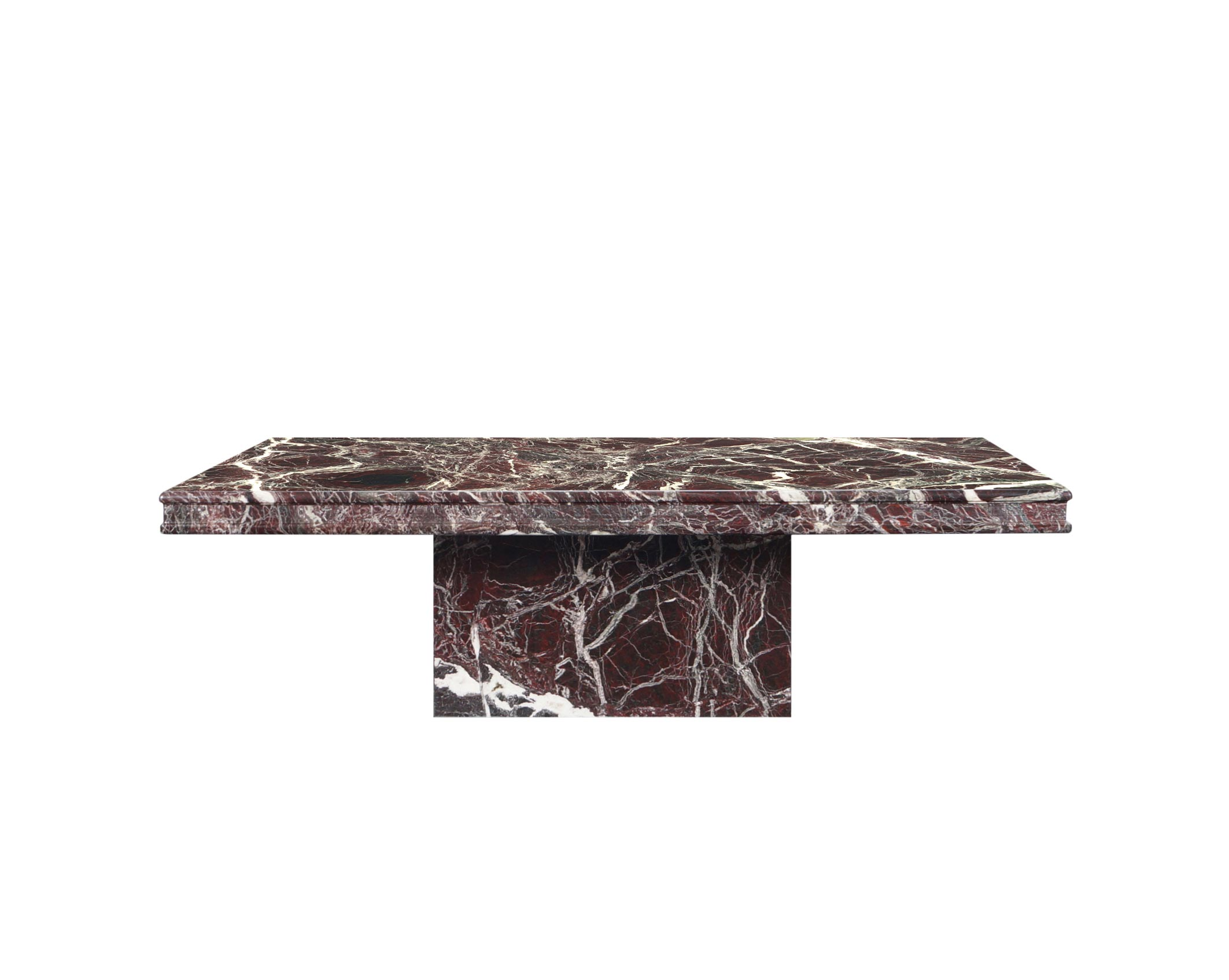 Vintage Italian Marble Coffee Table