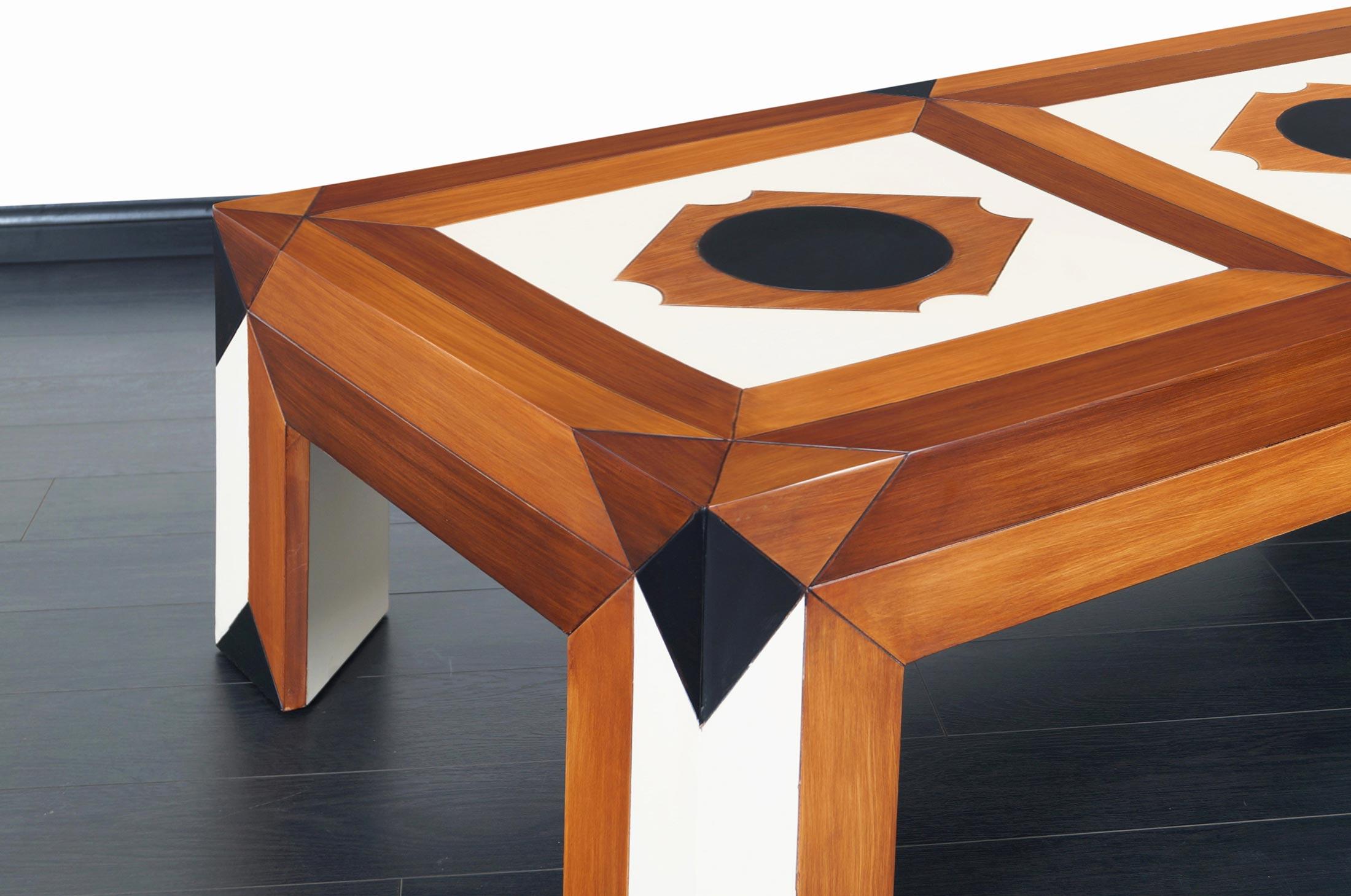 Vintage Coffee Table by Phyllis Morris