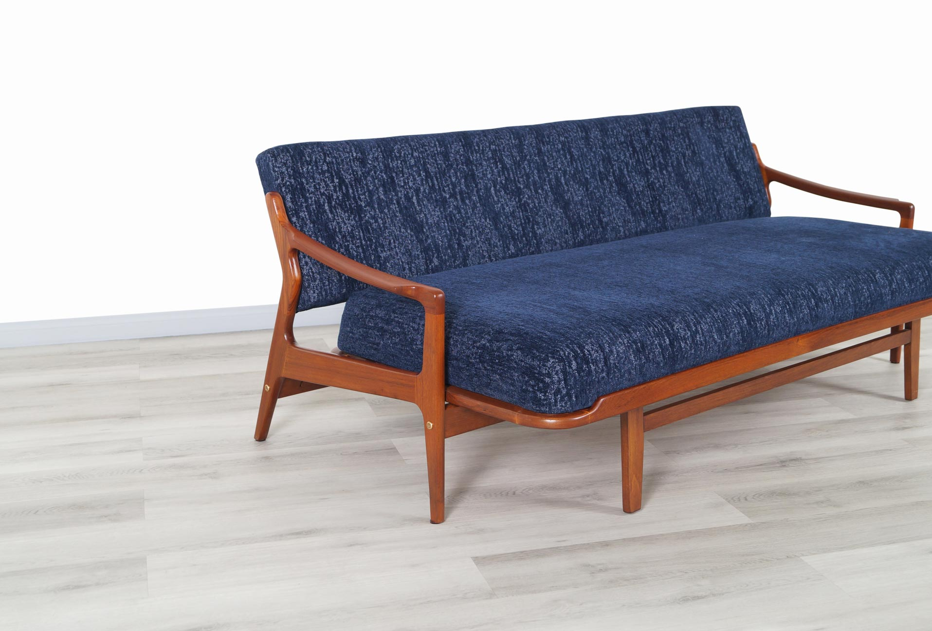 Danish Modern Teak Daybed Sofa by Arne Wahl Iversen