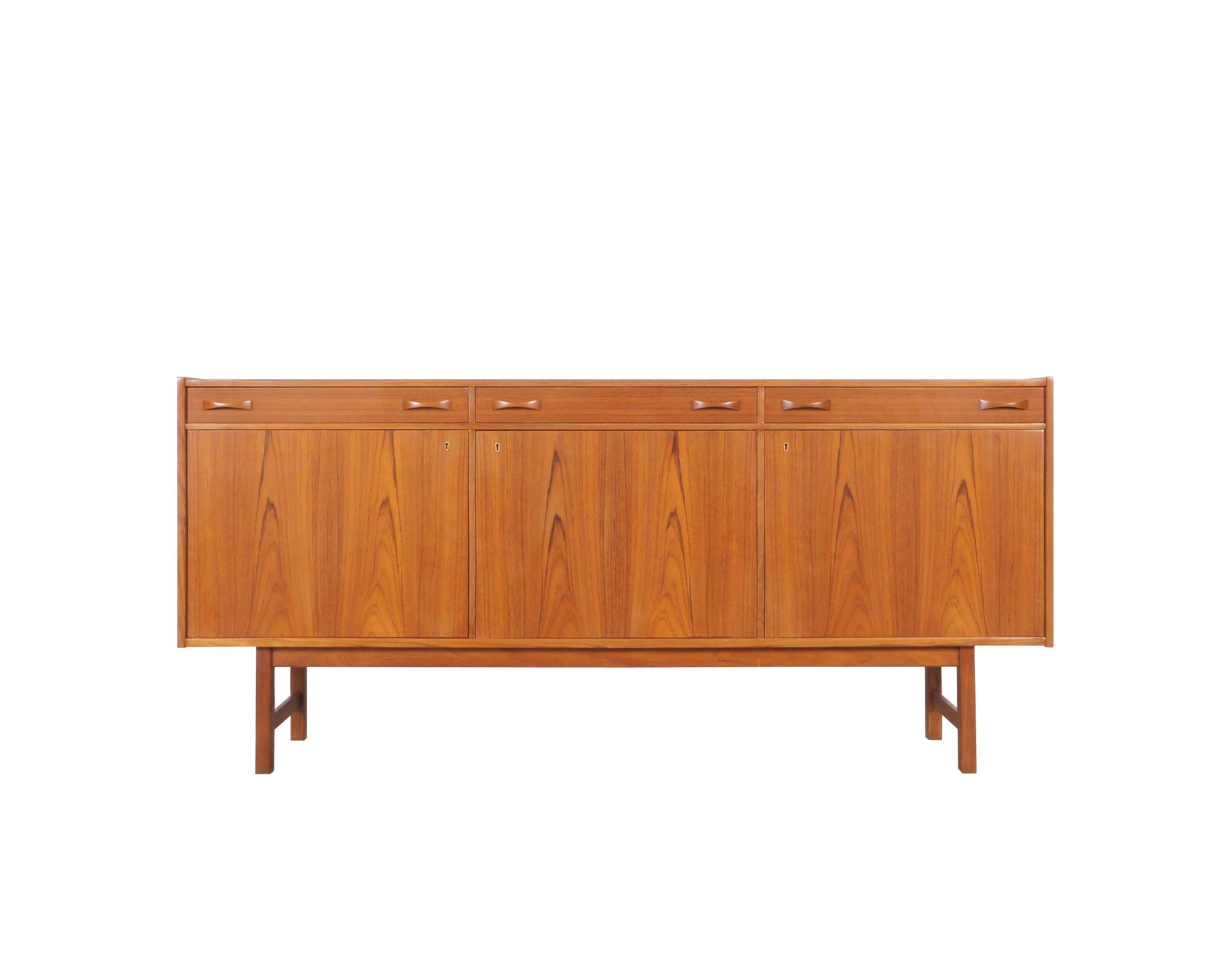 Swedish Teak Sideboard by Tage Olofsson for Ulferts Mobler